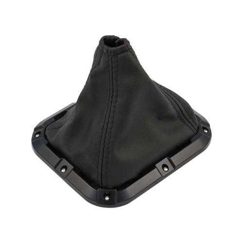 Bowler Performance Transmissions 110-01 Universal Rectangle Shif t Bezel Black Finish