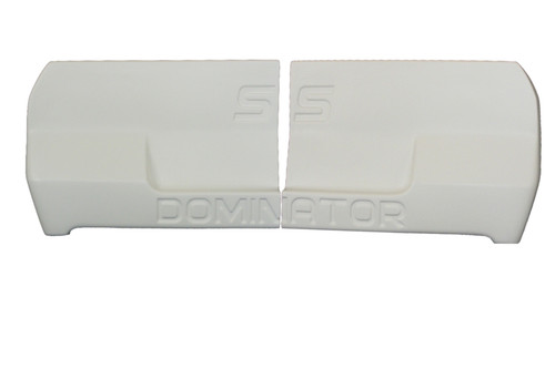 Dominator Racing Products 301-WH SS Tail White Dominator SS