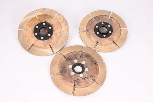 Ace Racing Clutches R725102K3 Clutch Pack 7.25in 3 Disc 26 Spline