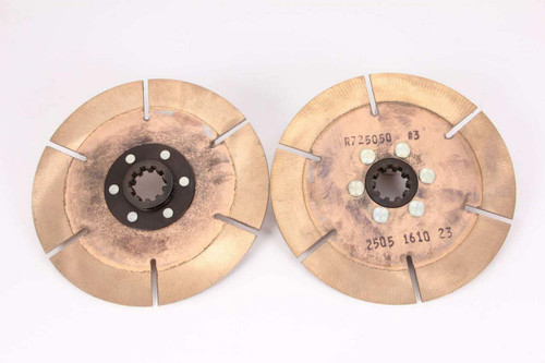 Ace Racing Clutches R725103K2 Clutch Pack 7.25in 2 Disc 10 Spline
