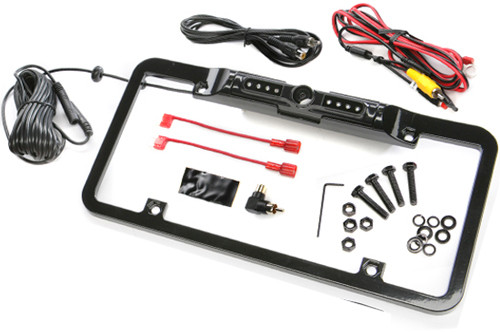 Edge Products 98202 Back Up Camera License Plate Mount