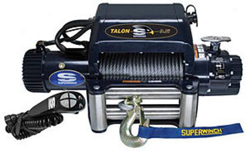 Superwinch 1695210 9500# Winch w/Roller Fairlead & 15ft HH Remot