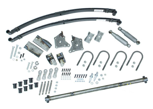 Total Cost Involved Eng. 432-4610-00 47-54 Chevy P/U Rear Leaf Spring Kit