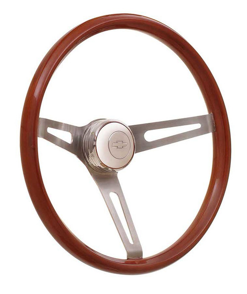 Gt Performance 36-5457 Steering Wheel GT3 GT Retro Wood