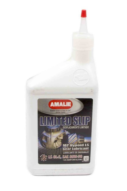 Amalie 73026-56 Limited Slip MP GL-5 80w 90 Gear Oil 1Qt