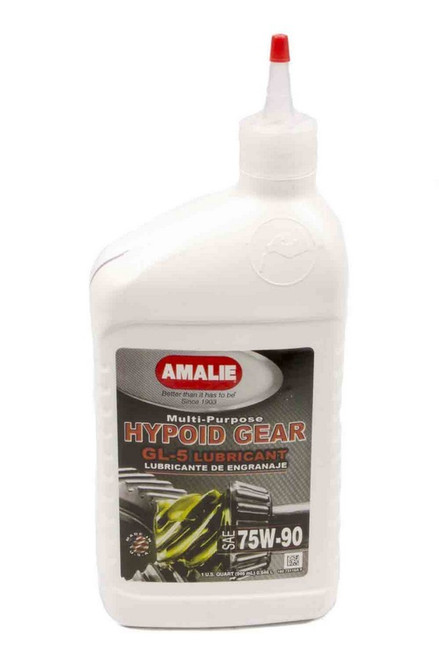 Amalie 73116-56 Hypoid Gear Oil MP GL-5 75w90 1Qt