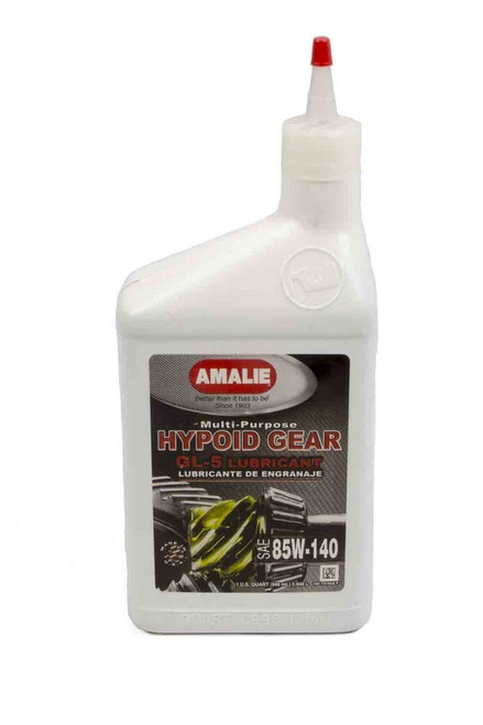 Amalie 73156-56 Hypoid Gear Oil MP GL-5 85w140 1Qt