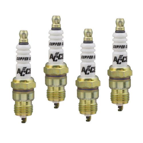 Accel 0276S-4 Spark Plugs 4pk 276s