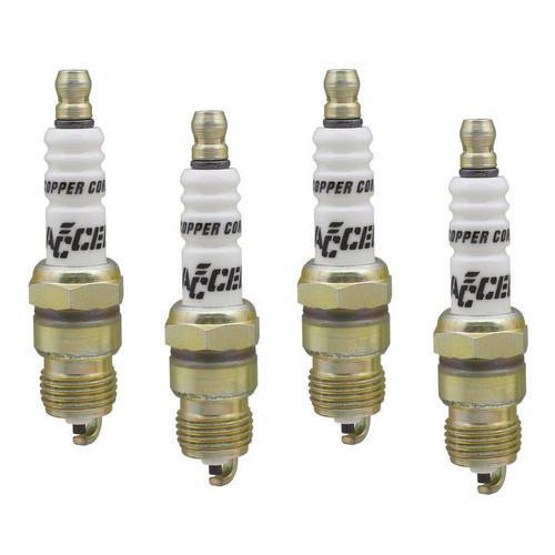 Accel 0576S-4 Spark Plugs 4pk 576s