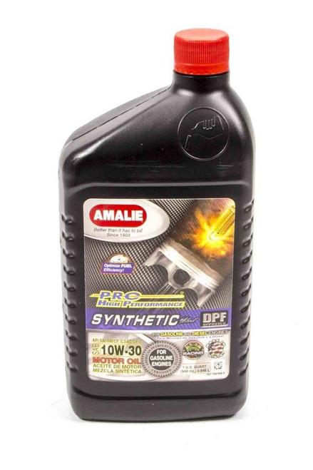 Amalie 75676-56 PRO HP Syn Blend 10w30 Oil 1Qt