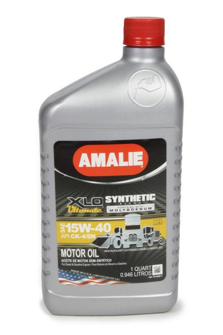Amalie 79106-56 XLO Ultimate Syn Blend w /Moly 15w40 1Qt