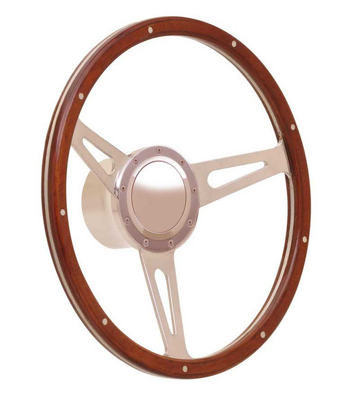 Gt Performance 38-4247 Steering Wheel GT9 Retro Cobra Wood