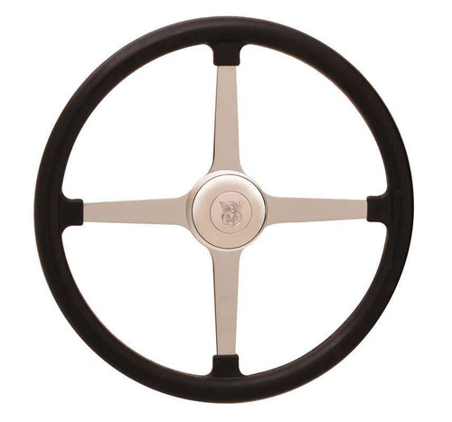 Gt Performance 91-4040 Steering Wheel GT3 Competition Rubber