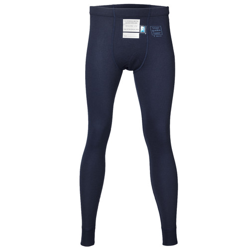 Walero 400018PTXS Base Layer Pant X-Small SFI3.3 & FIA Petrol Blue