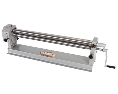Woodward Fab WFSR40 40In Slip Roll 2in Dia. Rolls 20 Gauge Capacity
