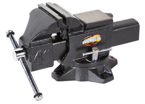 Woodward Fab WFV4.0 4In Cast Iron Bench Vise
