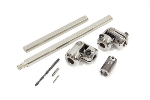 Unisteer Perf Products 8050060 Rack & Pinion Steering Shaft - 55-57 Chevy