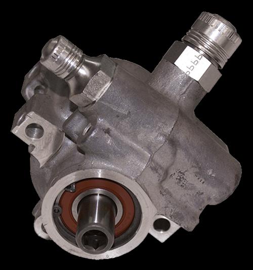Turn One T40S Power Steering Pump Remote Reservoir