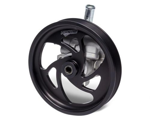 Turn One T40YP Power Steering Pump C5 / C/6 Corvette w/ Pulley