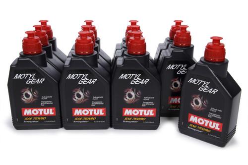 Motul Usa 109055-12 Motylgear 75w90 Case 12 x 1 Liter