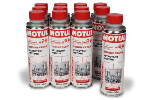Motul Usa 109541-12 Engine Clean Auto Case 12 x 10oz