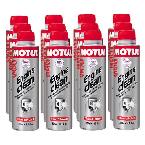Motul Usa 109543-12 Fuel System Clean Auto Case 12 x 10oz