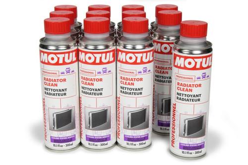 Motul Usa 109544-12 Radiator Clean Case 12 x 10oz