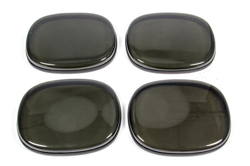 G.T. Styling 40 Zr1   Corvette Black Out w/Rubber (4) pcs set