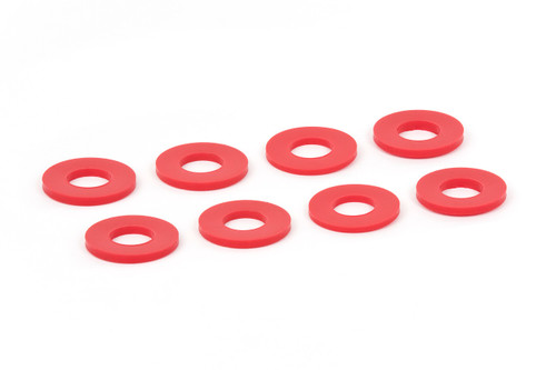 Daystar Products International KU71074RE D-Ring Washers Red