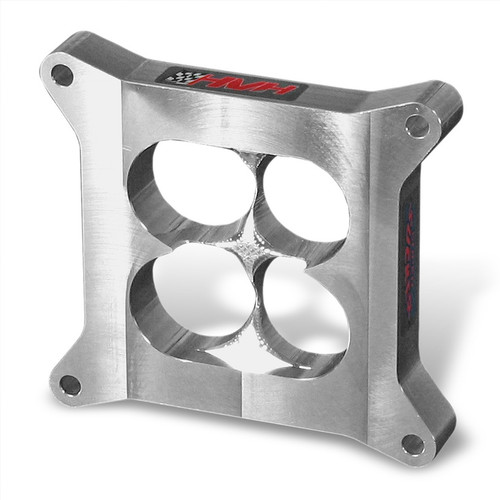 High Velocity Heads ST4150-2AL 1in Street Sweeper Carb. Spacer -Aluminum