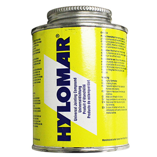 Hylomar Llc 61306 Hylomar M Blue 8.45oz Brush Top Can