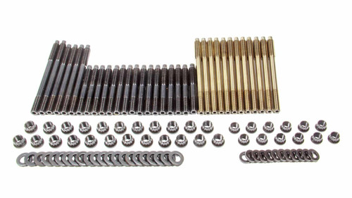 Brodix SKHSSB13 SBC Head Stud Kit w/Brodix 13 Degree Heads