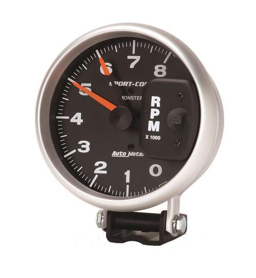 Autometer 3980 8000 Rpm Sport-Comp Tach