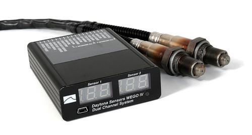 Daytona Sensors 113001 WEGO IV Dual Channel Wide-Band Air/Fuel Ratio