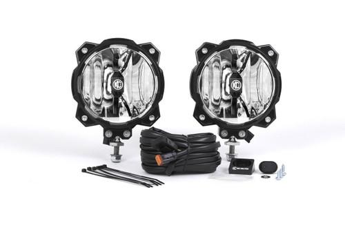 Kc Hilites 91303 Pro6 Gravity LED Light Driving Beam Pair
