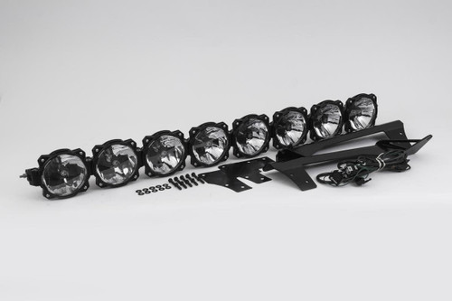 Kc Hilites 91313 Pro6 Gravity LED Light System 07-16 Jeep 50in