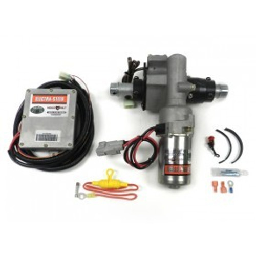 Unisteer Perf Products 8052780 Universal 360W Electra- Steer Kit Plain Motor
