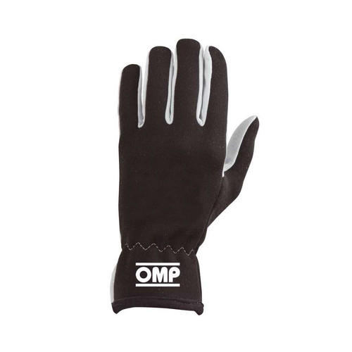 Omp Racing, Inc. IB702NL Rally Gloves Black Size L
