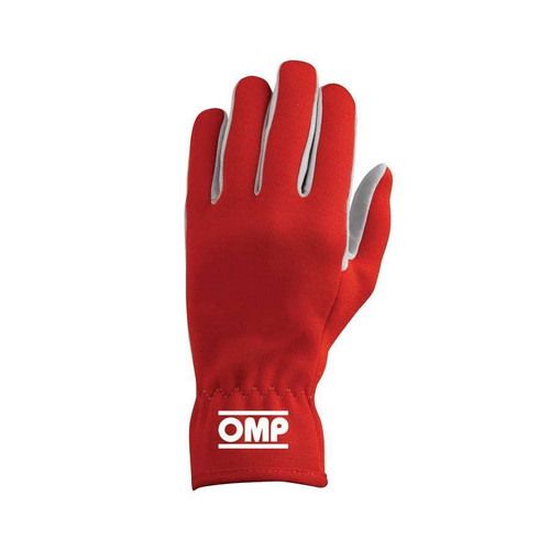 Omp Racing, Inc. IB702RXL Rally Gloves Red Size Xl