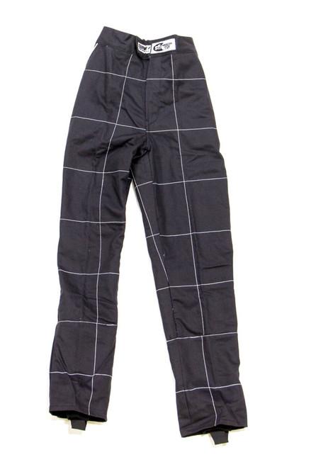 Crow Enterprizes 29014 Pants 2-Layer Proban Black Medium