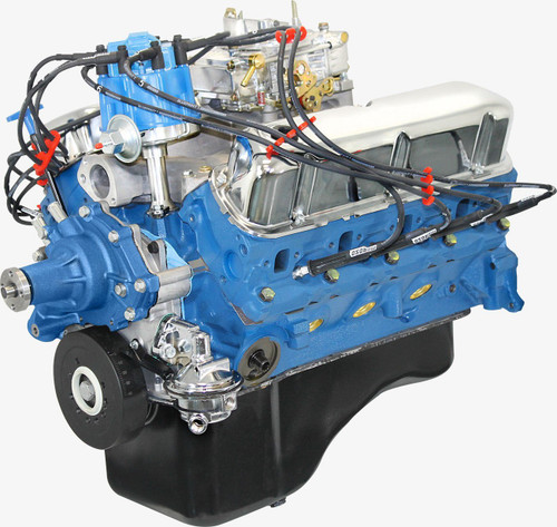 Blueprint Engines BP3024CTC Crate Engine - SBF 302 300HP Dressed Model