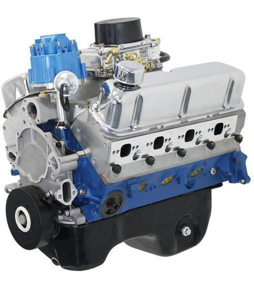 Blueprint Engines BP3060CTC Crate Engine - SBF 306 390HP Dressed Model
