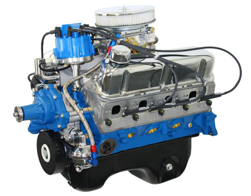 Blueprint Engines BP3060CTCD Crate Engine - SBF 306 390HP Drop-in-Ready