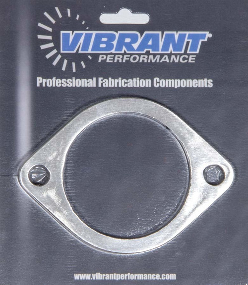 Vibrant Performance 1473S 2-Bolt Stainless Steel Exhaust Flange 3in.