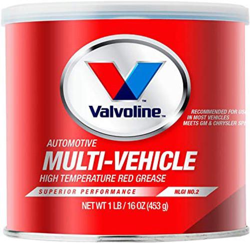 Valvoline 614 Multi Purpose Grease 1# GM-Chrysler Valvoline