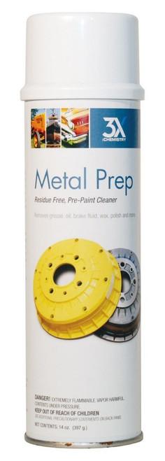 3X Chemistry 46821 Metal Prep 14oz