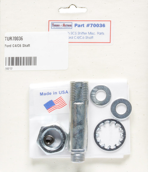 Turbo Action 70036 Ford C4/C6 Shaft