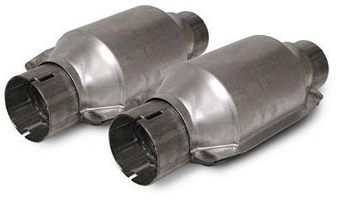 Slp Performance M31040 Catalytic Converters High-Flow (pair)