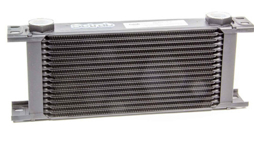 Setrab Oil Coolers 50-616-7612 Series-6 Oil Cooler 16 Row w/M22 Ports