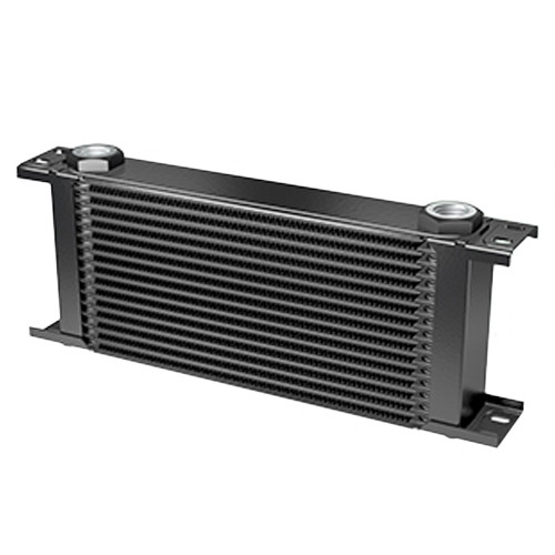 Setrab Oil Coolers 50-650-7612 Series-6 Oil Cooler 50 Row w/M22 Ports